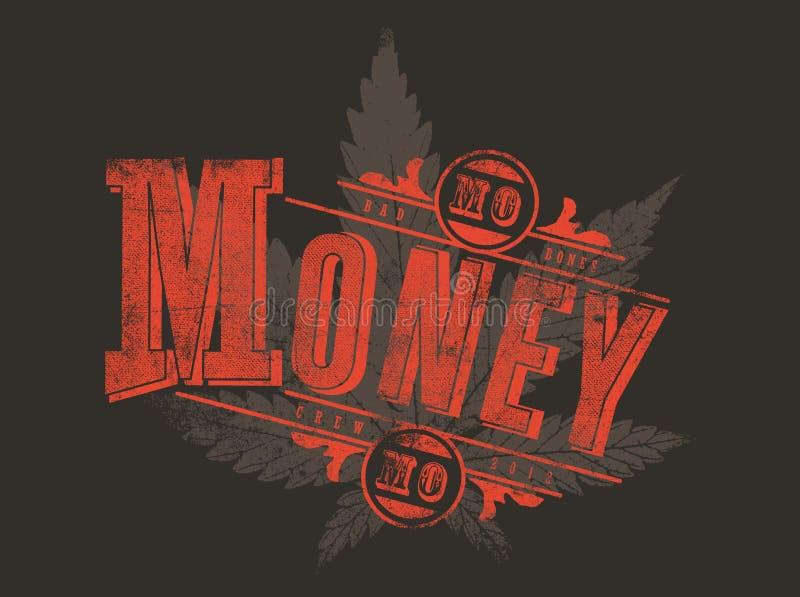 Più soldi illustrazione vettoriale