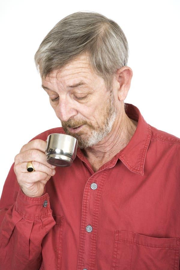 pić kawy zdjęcie stock