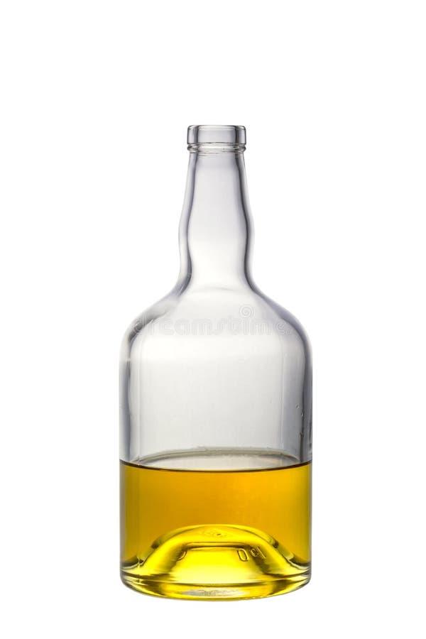 Pić whisky obrazy stock