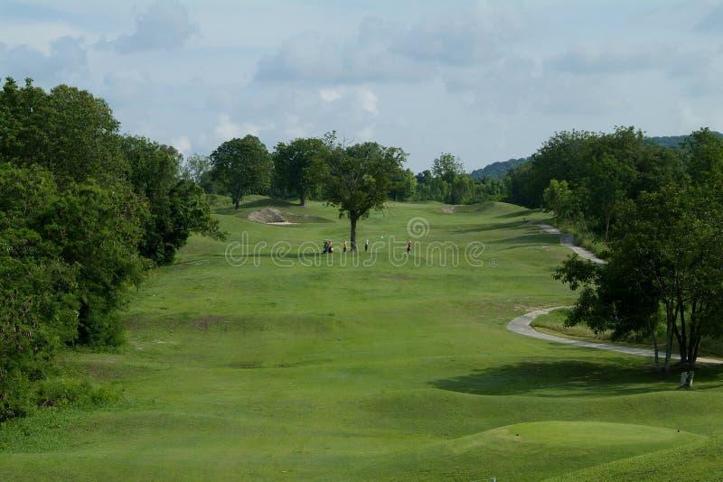 Pięć farwateru dziurę golfowa norm