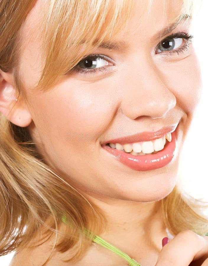 piękną twarz tła występować samodzielnie w białych kobiet young z bliska fotografia royalty free