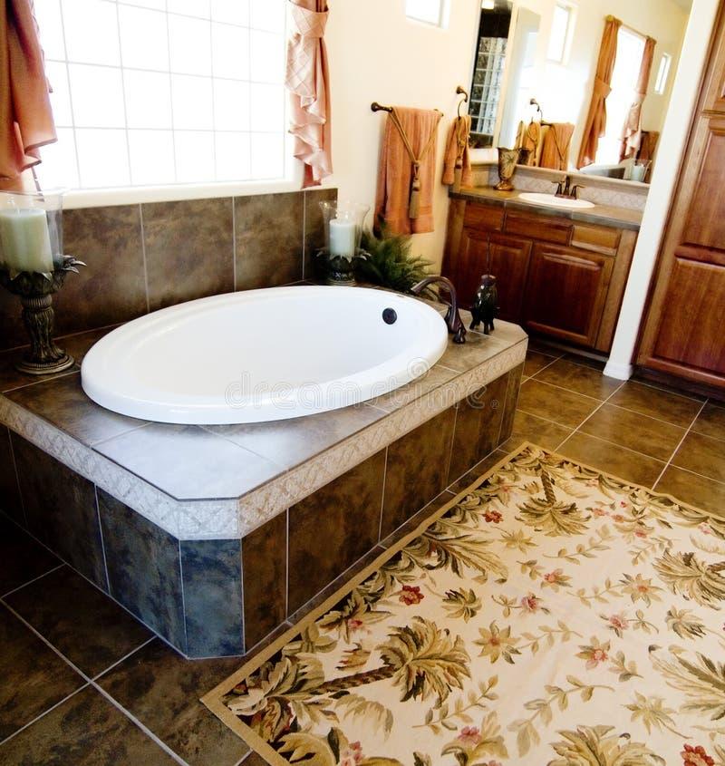 piękna łazienka zdjęcia royalty free