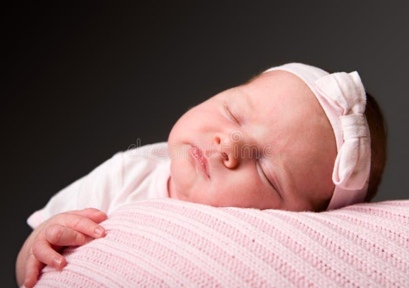 piękna śpi obrazy royalty free