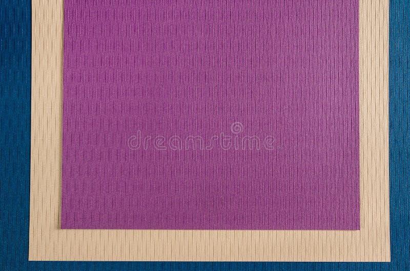 Piękna bezszwowa purpurowa tapeta obraz stock