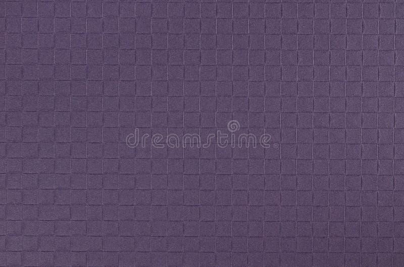 Piękna bezszwowa purpurowa tapeta royalty ilustracja