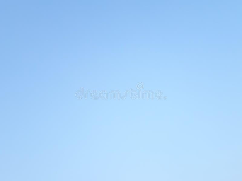 Pi?kna chmury niebieskiego nieba t?a natura plenerowa zdjęcia stock