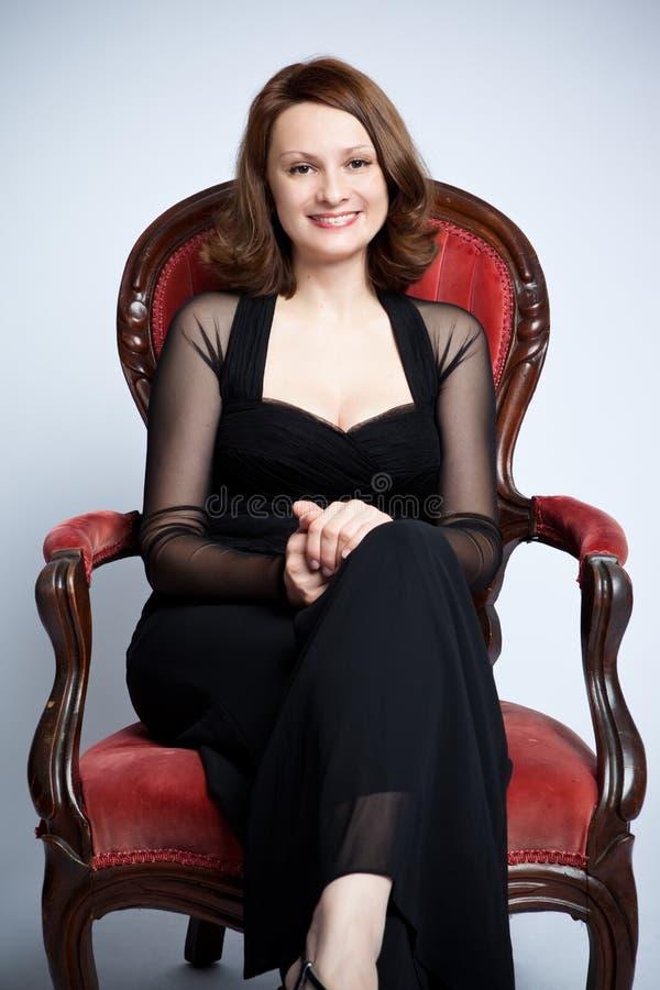 piękna dojrzała kobieta obrazy royalty free