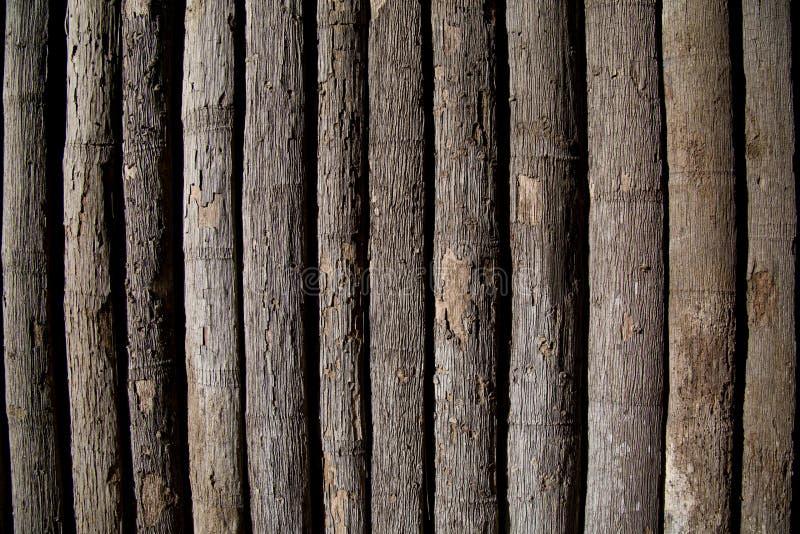 Piękna drewniana ścienna tekstura obraz royalty free