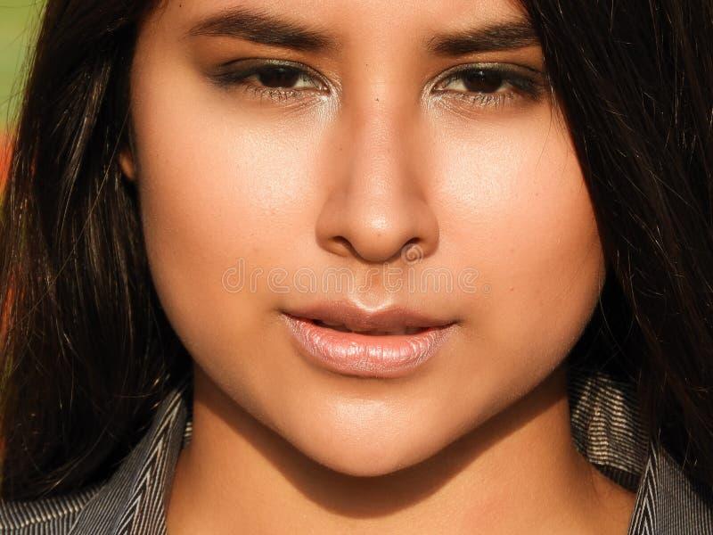 piękna dziewczyna latynos zdjęcie royalty free