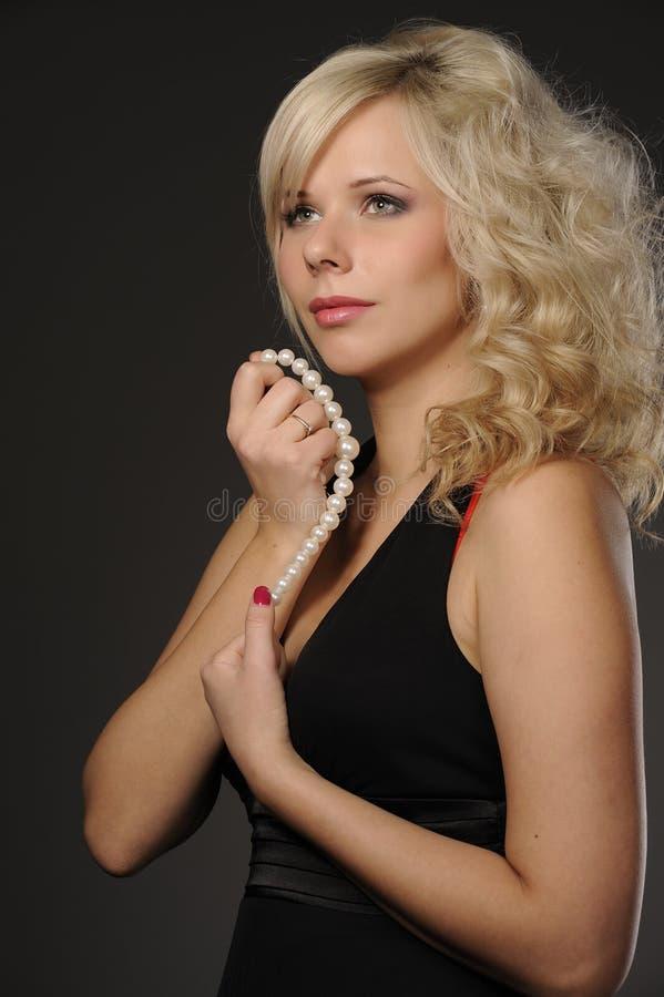 piękna dziewczyna plump zdjęcia stock