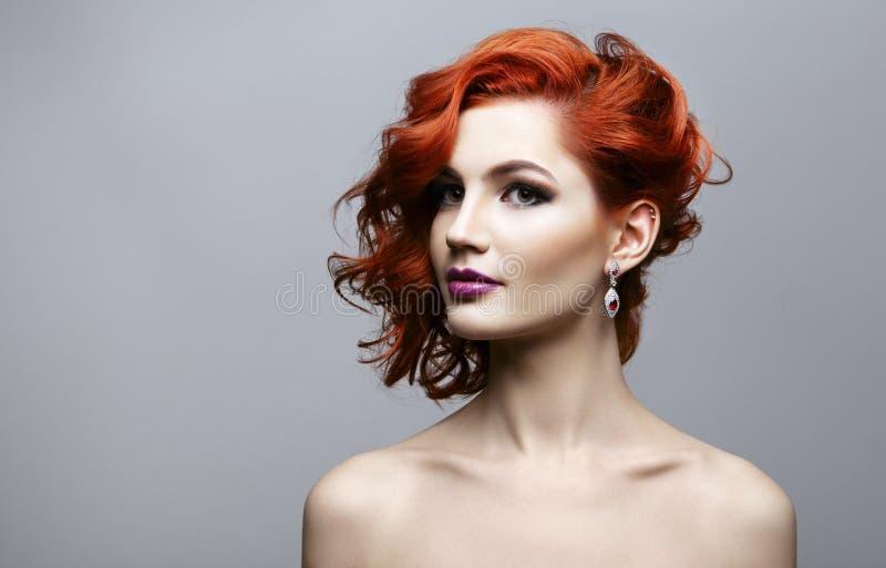 piękna dziewczyna portret sexy zdjęcia royalty free