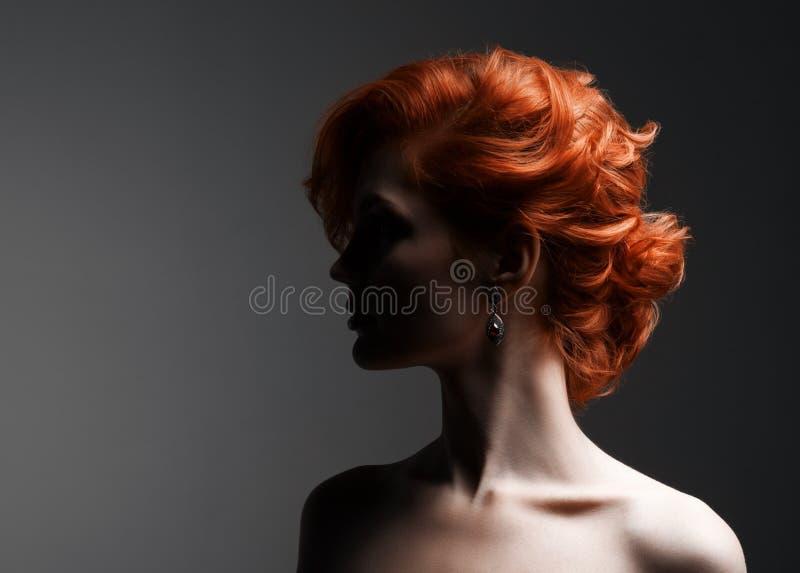 piękna dziewczyna portret sexy fotografia royalty free