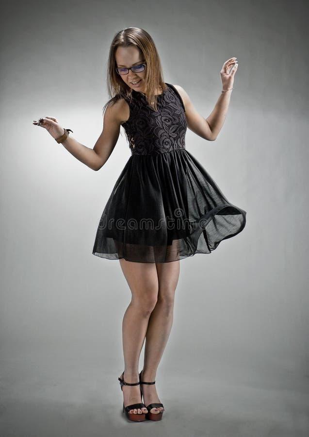 piękna dziewczyna seksowna brunetki zdjęcia stock