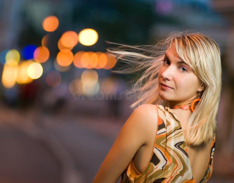 piękna dziewczyna smutna zdjęcie royalty free