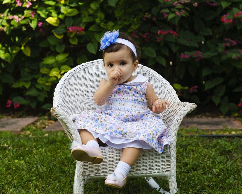 Piękna dziewczynka fotografia stock