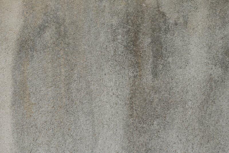 Piękna grungy i gładka naga betonowa ściana obrazy royalty free