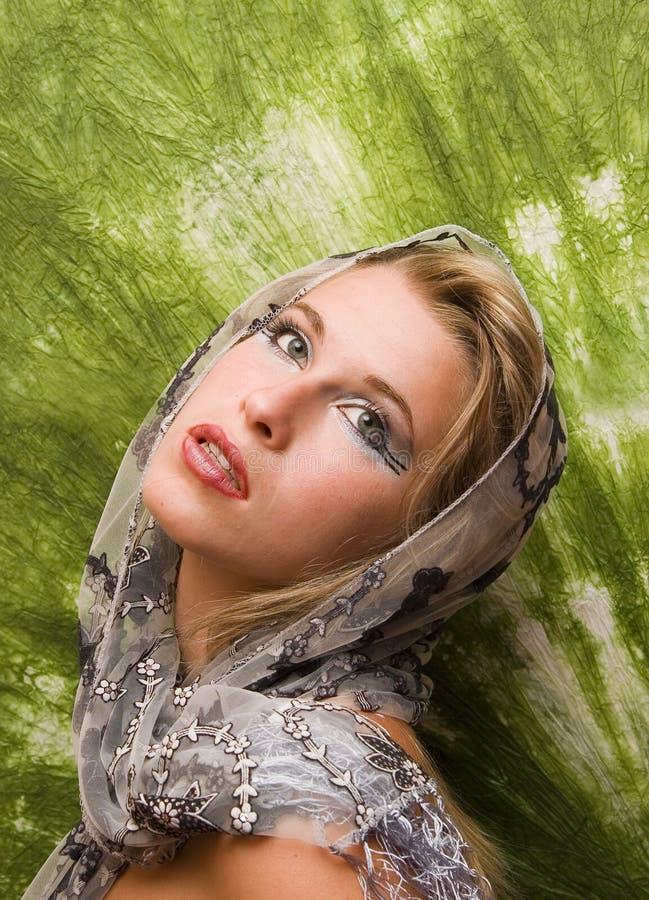 piękna kobieta fotografia royalty free