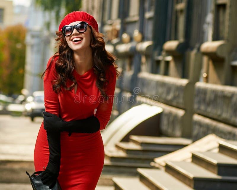 piękna kobieta elegancka obrazy royalty free