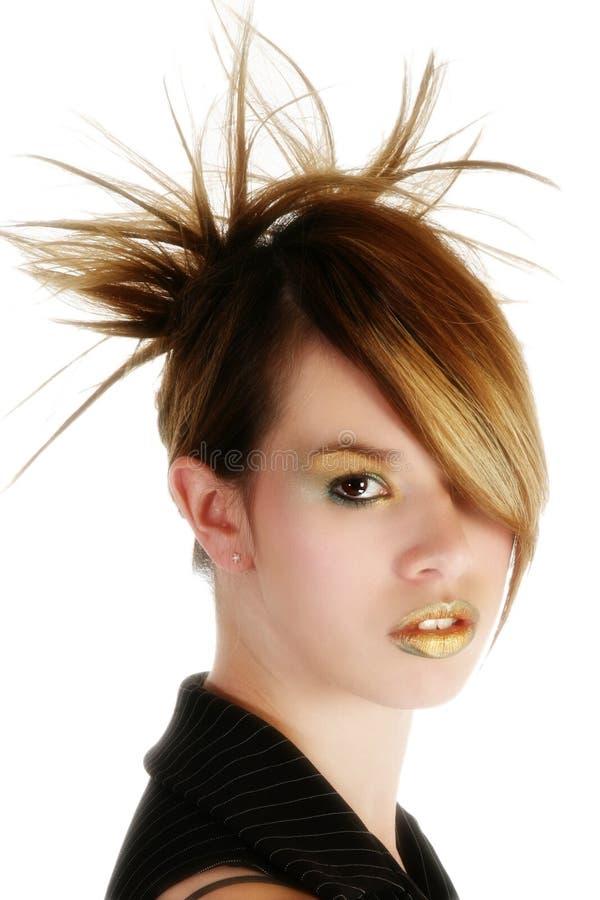 piękna kobieta latynoska. fotografia stock