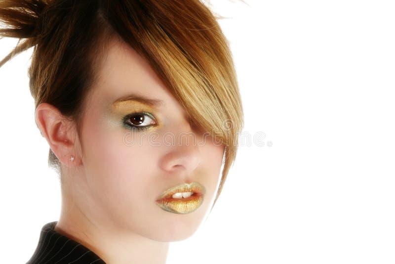piękna kobieta latynoska. zdjęcia stock