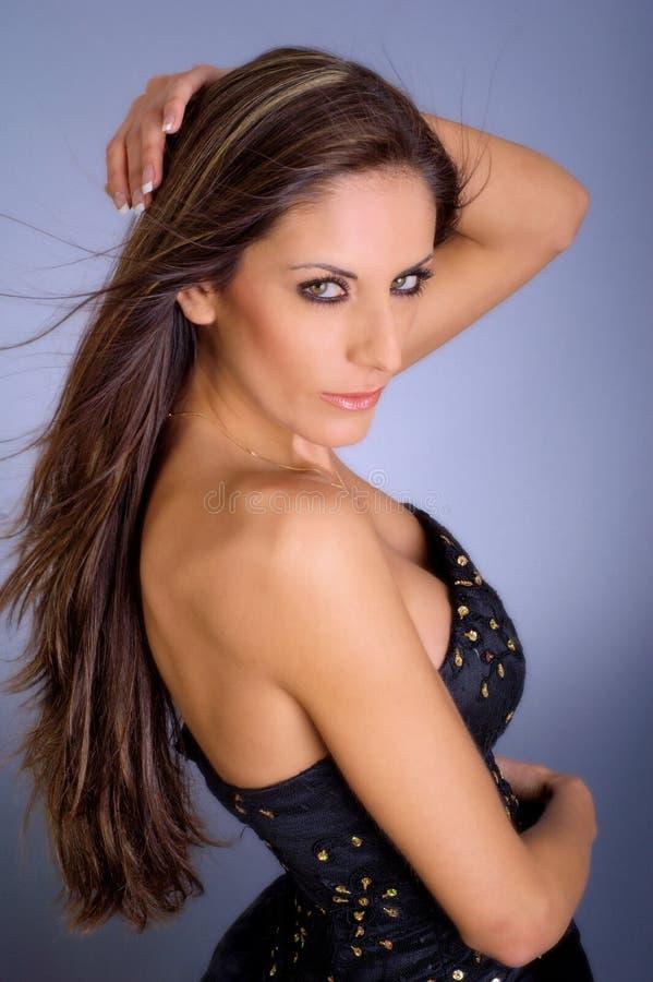 piękna kobieta turecka zdjęcie royalty free