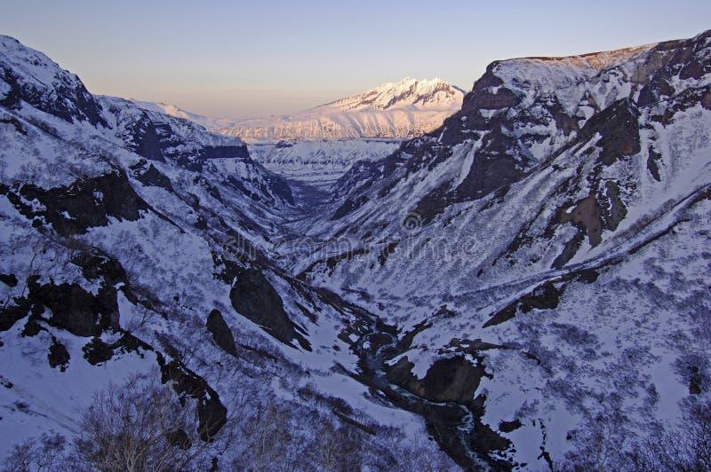 piękna krajobrazowa góry fotografia royalty free