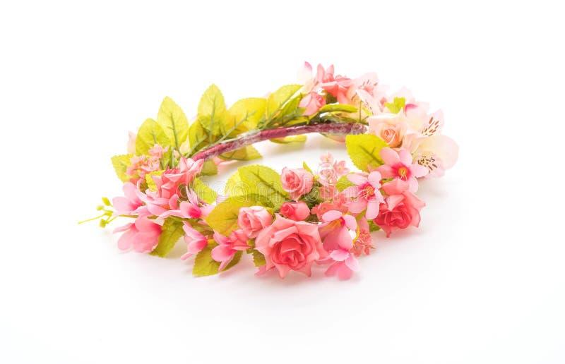 piękna kwiat korona zdjęcie stock