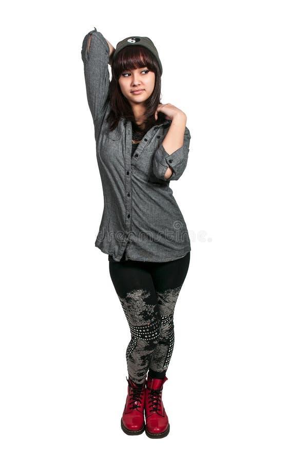 Piękna Latynoska kobieta obrazy stock