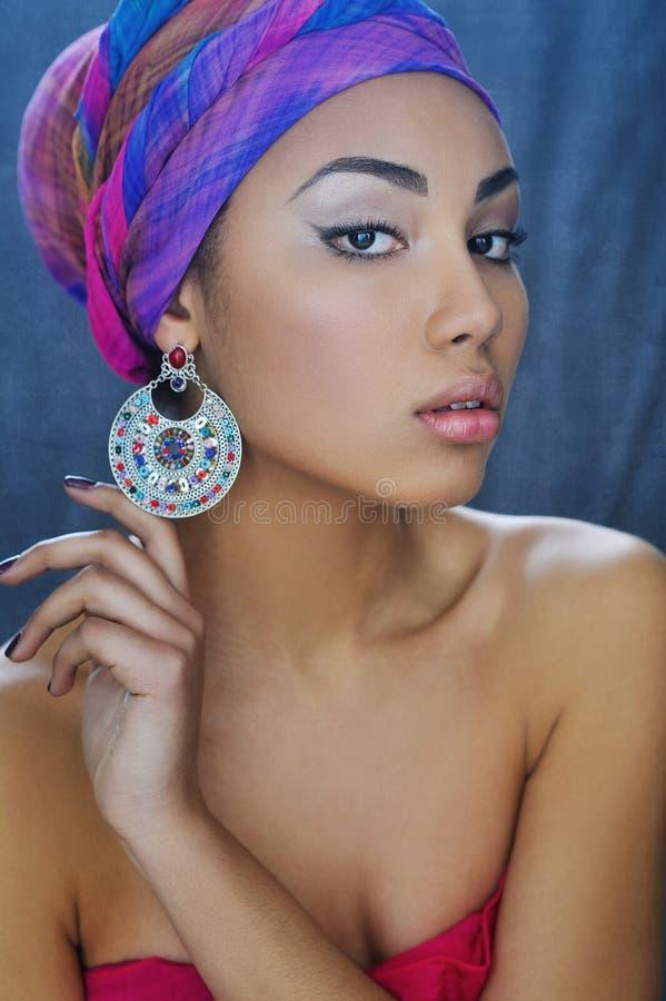 piękna młoda afrykańskie zdjęcia royalty free