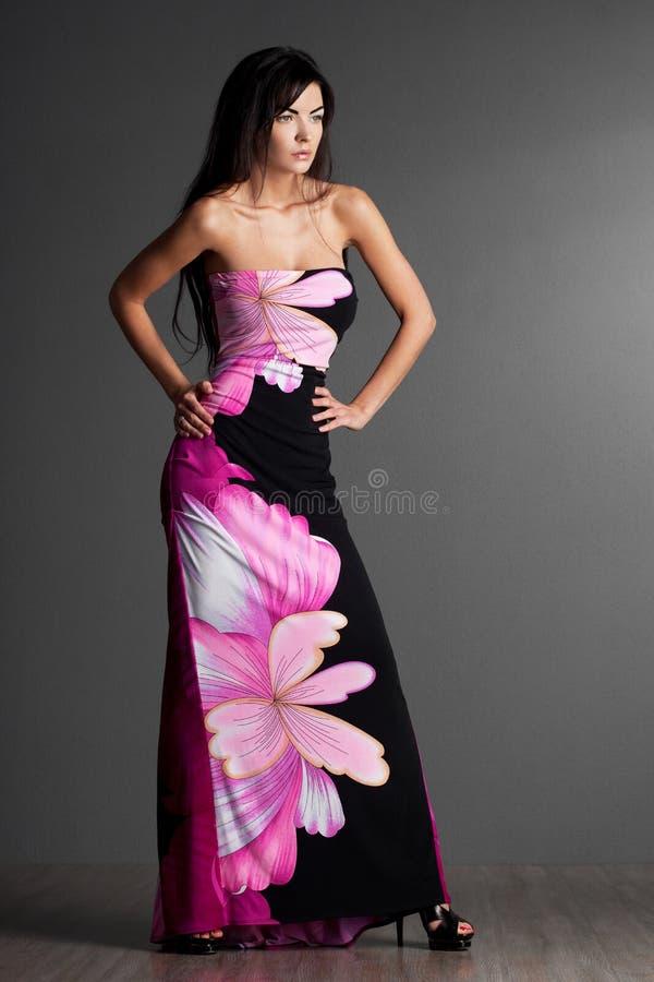 Piękna modna kobieta obrazy stock
