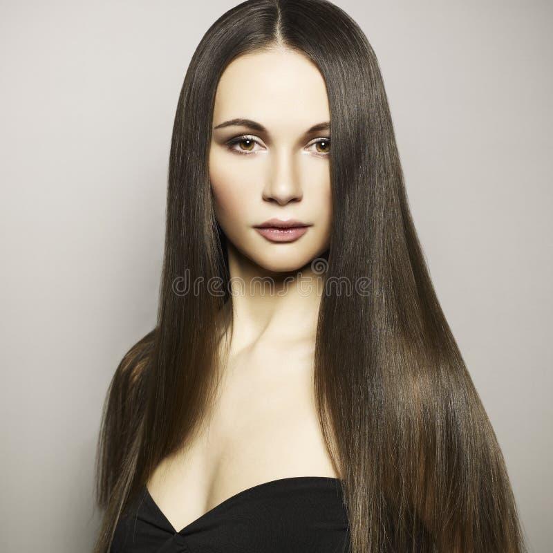 piękna mody fotografii kobieta zdjęcie stock