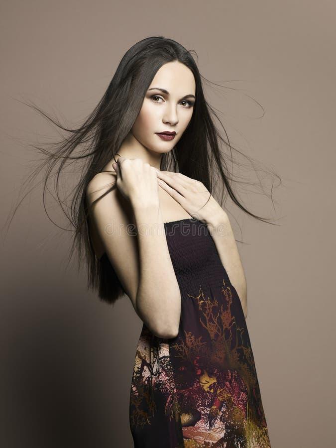 piękna mody fotografii kobieta obraz stock