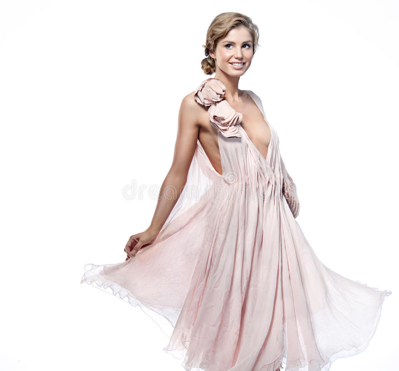piękna mody kobieta obrazy stock