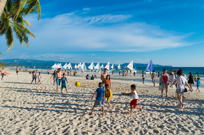 piękna na plaży tropikalny obrazy royalty free