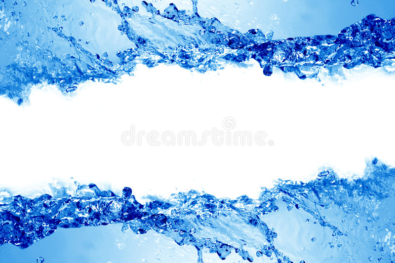 piękna plusk wody obrazy royalty free