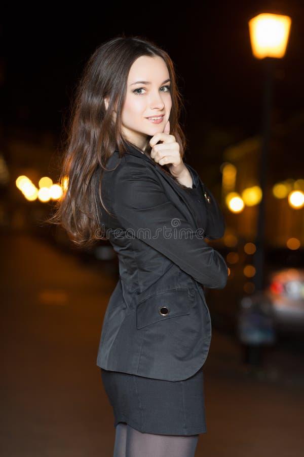 piękna portret kobiety zdjęcia royalty free