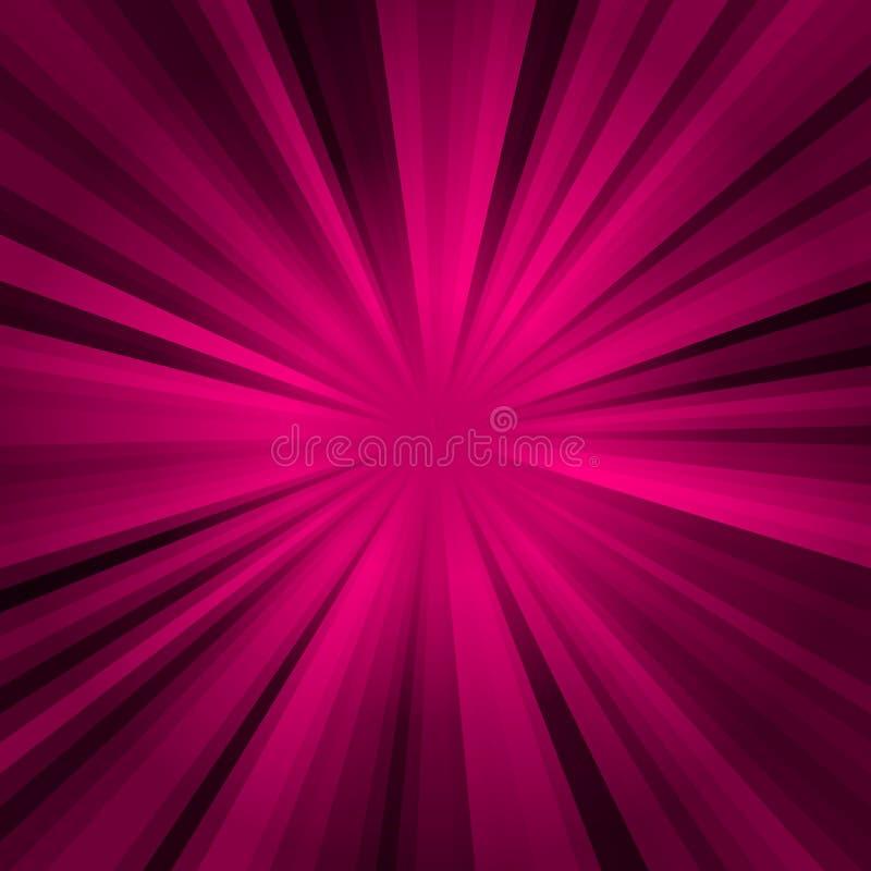 Piękna purpur i menchii lekka tekstura royalty ilustracja