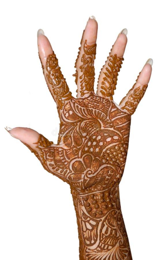 piękna ręka zdjęcia stock