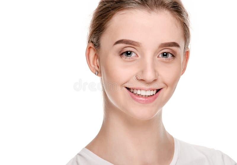 piękna rozochocona kobieta fotografia royalty free