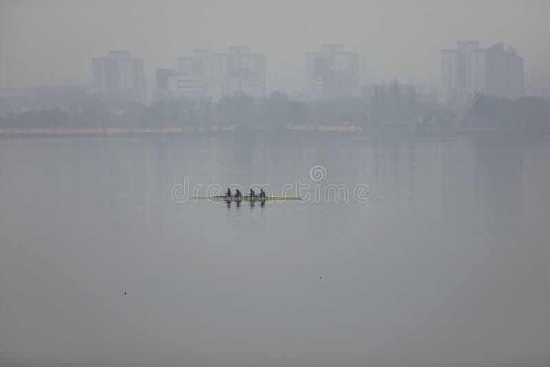 Piękna sceneria w Nanjing, Chiny zdjęcia stock