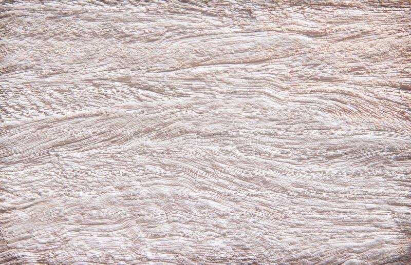 Piękna stara drewno ściany tekstura w kreskowych horyzontalnych kształtnych wzorach dla tła obraz royalty free