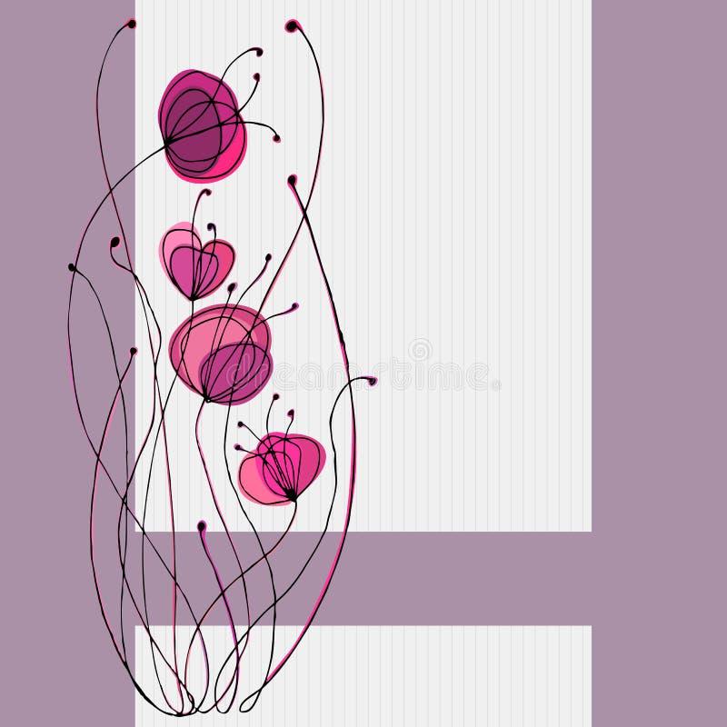 Download Piękna tło wiosna ilustracja wektor. Ilustracja złożonej z dekoruje - 13332668