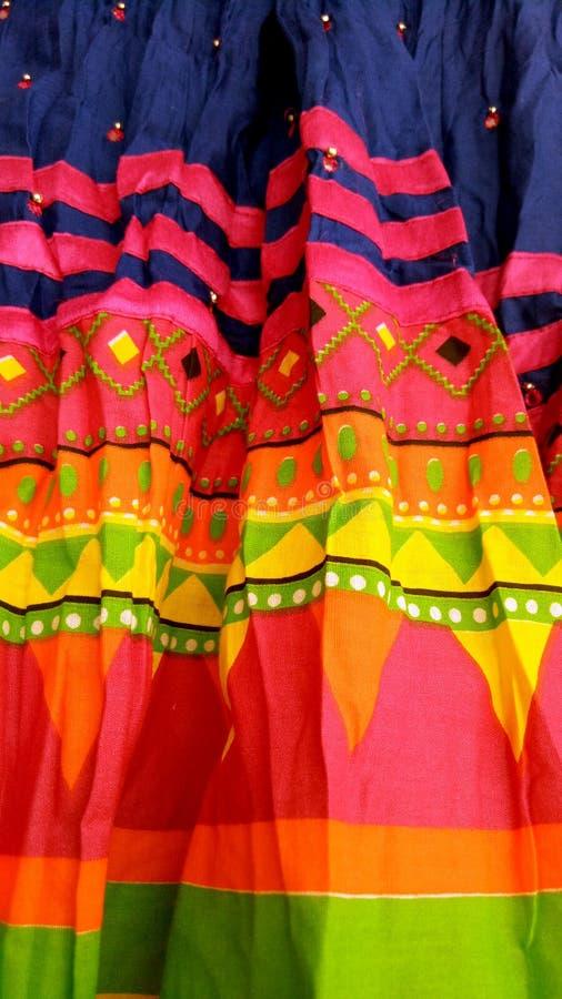 Piękna tkaniny tekstury tapeta zdjęcie royalty free
