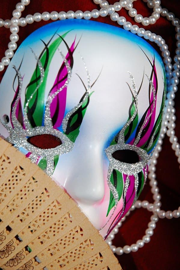 piękna twarz orientalna konceptualna zdjęcia royalty free