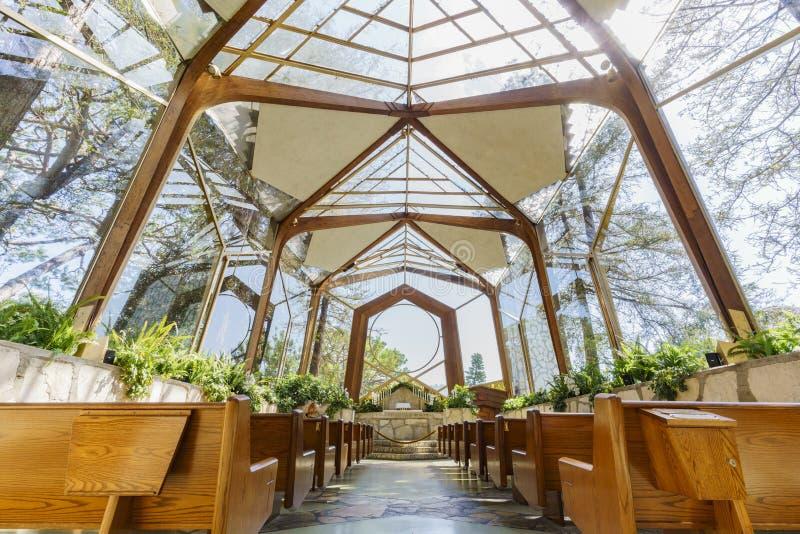 Piękna Wayfarers kaplica obrazy stock
