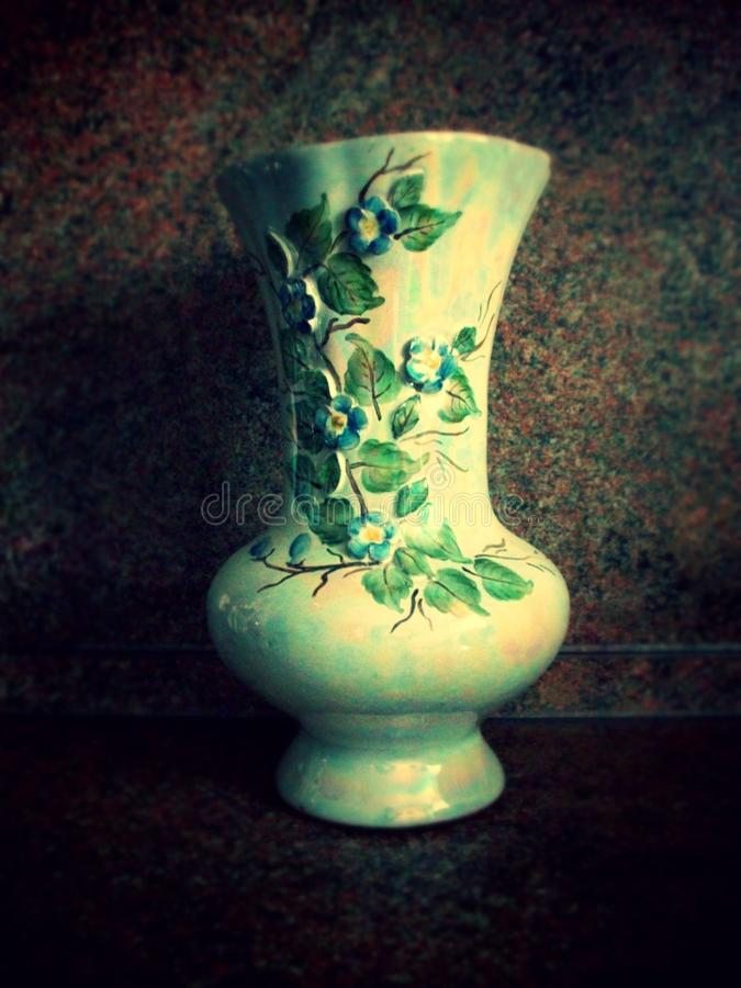 piękna waza obraz stock