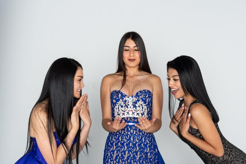 Piękna widowiska konkursanci obrazy royalty free