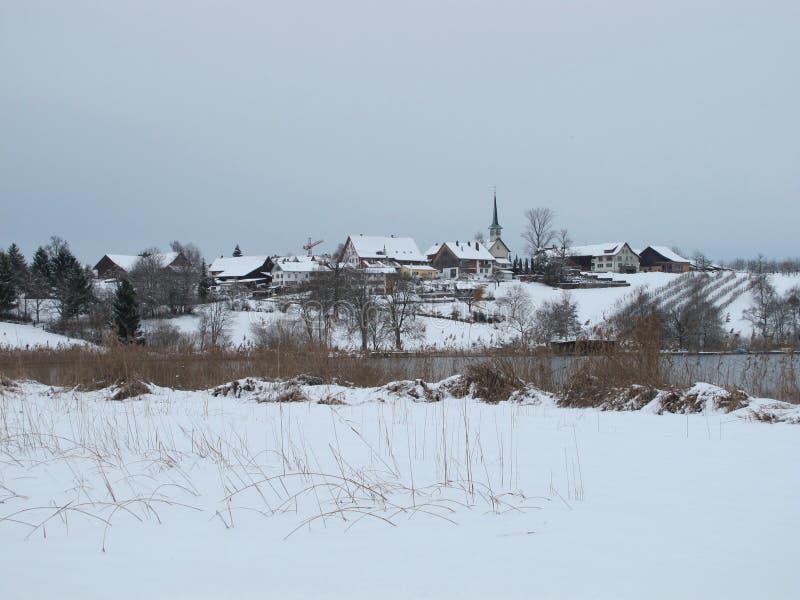 Piękna wioska Seegraeben zdjęcie royalty free