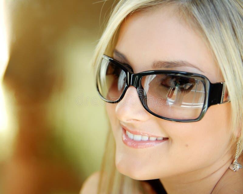 piękne blond kobiet young zdjęcie royalty free