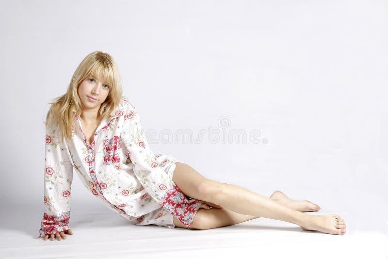 piękne blondynki dziewczyny young zdjęcia royalty free